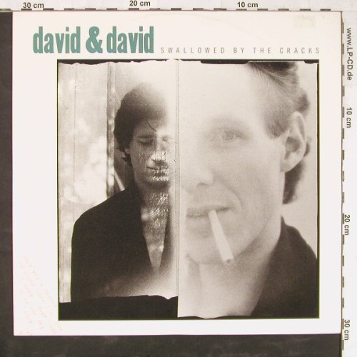 David & David: Swallowed By The Cracks+2, AM(392 159-1), D, 1986 - 12inch - E3718 - 1,00 Euro