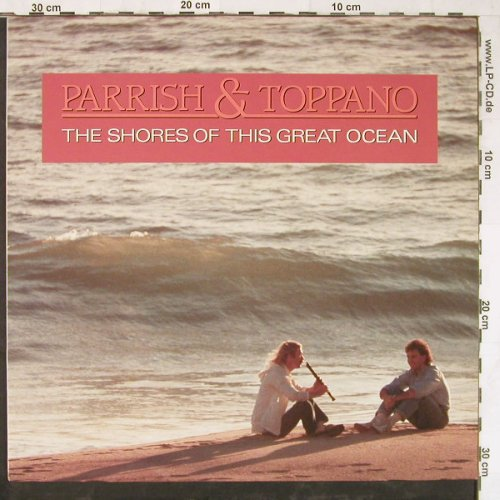 Parrish & Toppano: The Shores Of This Great Ocean, White(209 494), D, 1988 - LP - E3863 - 4,00 Euro