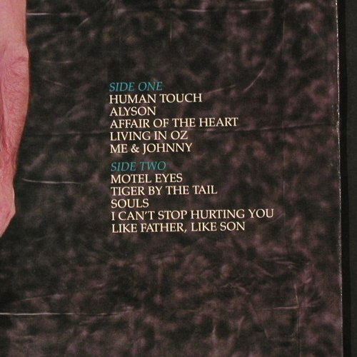Springfield,Rick: Living In Oz,co, RCA(AFL1-4660), US, 1983 - LP - E3942 - 3,00 Euro