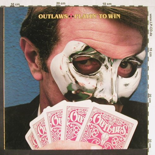 Outlaws: Playin'To Win, Arista(064-61 859), D, 1978 - LP - E397 - 5,50 Euro