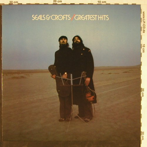 Seals & Crofts: Greatest Hits, WB(56176), D, 1975 - LP - E4011 - 6,00 Euro