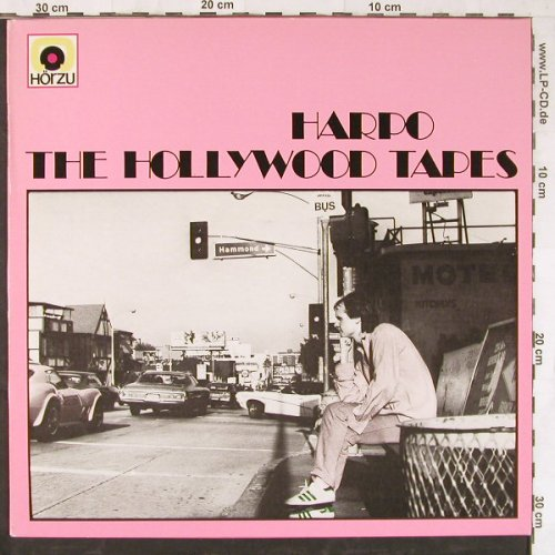 Harpo: The Hollywood Tapes, HörZu EMI(064-35 499), D, 1977 - LP - E4068 - 5,00 Euro