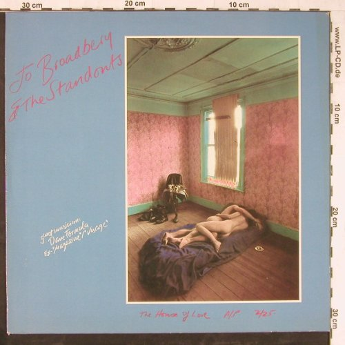 Broadbery,Jo & Standouts: The House Of Love, Blow Up(INT 145.500), D, 1982 - LP - E4175 - 6,00 Euro