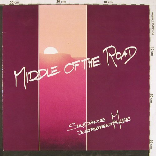 Sundance Instrumental Music: Middle Of The Road, Sundance(SU-LP 3001), D, 1987 - LP - E4186 - 5,00 Euro
