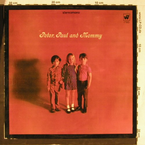 Peter,Paul & Mommy: Same, WB(WLS 1785), I, 1969 - LP - E4398 - 15,00 Euro