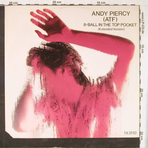 Piercy,Andy: 8-Ball In The Top Pocket+2,co, CBS(TA 3930), NL, 1983 - 12inch - E4478 - 3,00 Euro