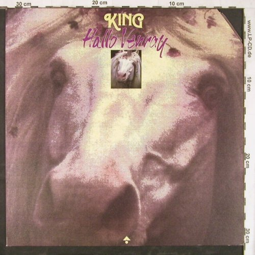 King: Hallo Venray,co,wol, Schemer(), NL, 1990 - LP - E4490 - 4,00 Euro