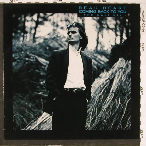 Beau Heart: Coming back to you*2,maxi mix, WEA(248 008-0), D, 1988 - 12inch - E4865 - 2,00 Euro