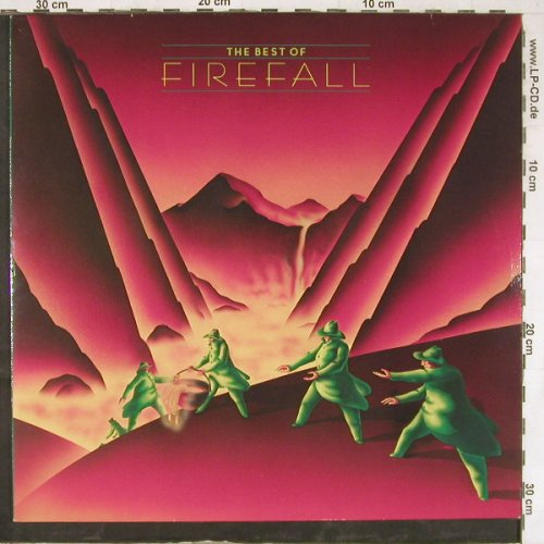 Firefall: The Best Of, Atlantic(ATL K 50 839), D, 1981 - LP - E4866 - 5,00 Euro
