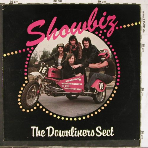 Downliners Sect,The: Showbiz, Sky(301), D, 1979 - LP - E4933 - 6,00 Euro