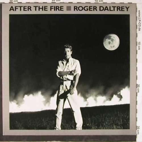 Daltrey,Roger: After The Fire+2, 10 Rec.(602 027-213), D, 1985 - 12inch - E4940 - 3,00 Euro