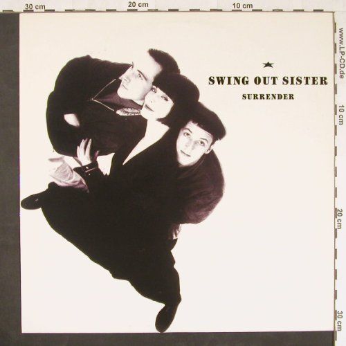 Swing Out Sister: Surrender*2+1, Mercury(888 243-1), UK, 1987 - 12inch - E518 - 3,00 Euro