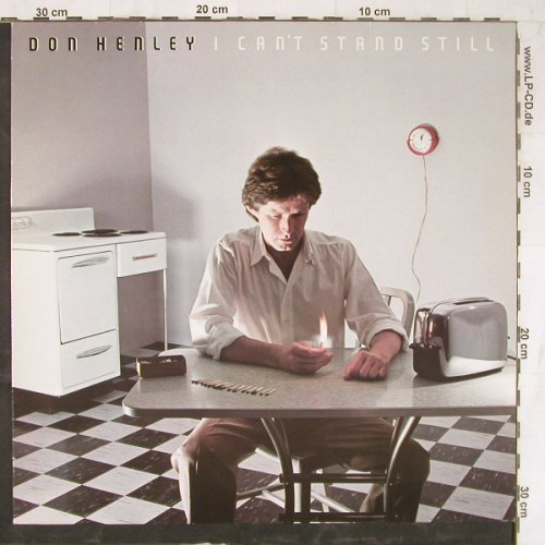 Henley,Don: I Can't Stand Still, Asylum(K 52 365), D, 1982 - LP - E5245 - 5,00 Euro
