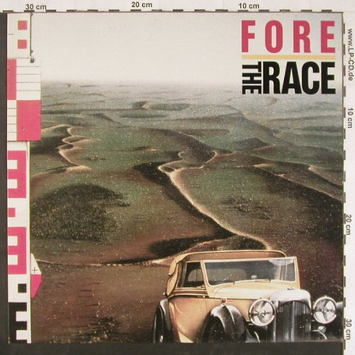 Fore: The Race, Ariola(210 676), D, 1990 - LP - E528 - 5,00 Euro