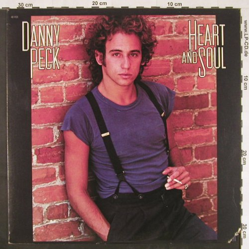 Peck,Danny: Heart And Soul, co, ARI(AB 4126), US, 1977 - LP - E531 - 5,00 Euro