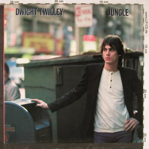 Twilley,Dwight: Jungle, EMI(2400061), NL, 1984 - LP - E5359 - 5,00 Euro