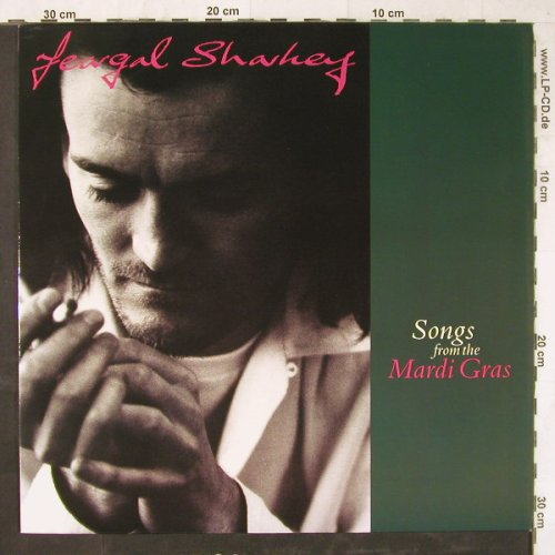 Feargal Sharkey: Songs of the Mardi Gras, Virgin(211 471), D, 1991 - LP - E5950 - 5,00 Euro