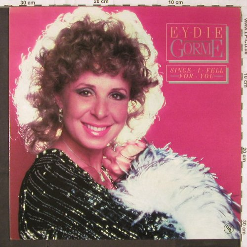 Gorme,Eydie: Since I Feel For You, Applause(545003), F, 1981 - LP - E6299 - 5,50 Euro