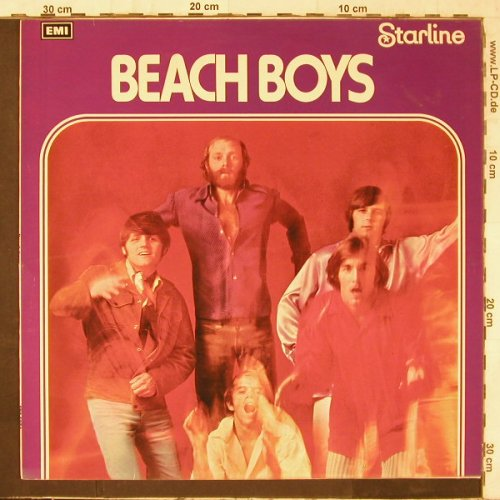 Beach Boys: Same, Starline(SRS 5074), UK,  - LP - E6346 - 4,00 Euro