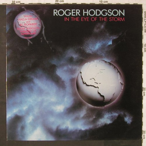 Hodgson,Roger: In The Eye Of The Storm, AM(LX 65004), NL, 1984 - LP - E6426 - 4,00 Euro
