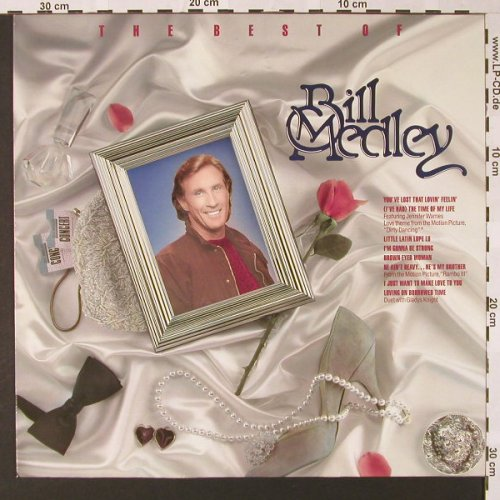 Medley,Bill: The Best Of, Curb(209 483), D, 1988 - LP - E7149 - 5,00 Euro