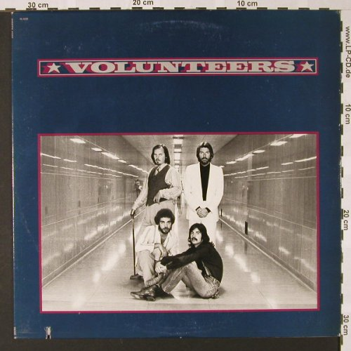 Volunteers: Same, co, Ariola(AL 4103), US, 1976 - LP - E7215 - 6,00 Euro