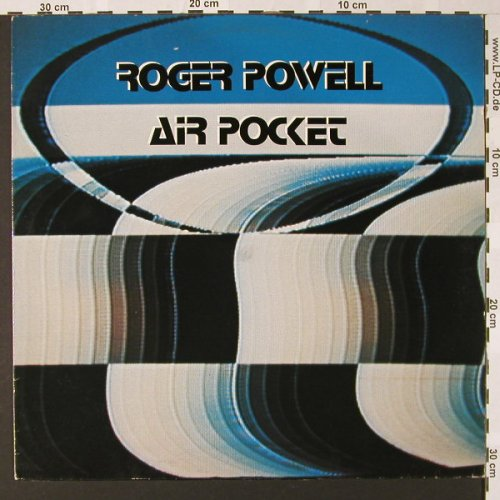 Powell,Roger: Air Pocket, vg+/m-, Bearsville(200 740), D, 1980 - LP - E7227 - 2,50 Euro
