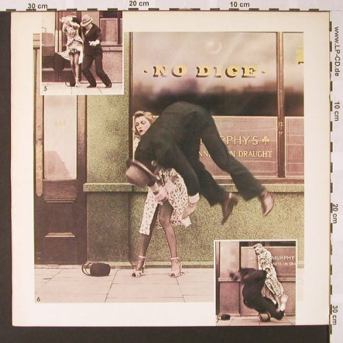 No Dice: Same, EMI(064-60 006), D, 1977 - LP - E7290 - 5,00 Euro