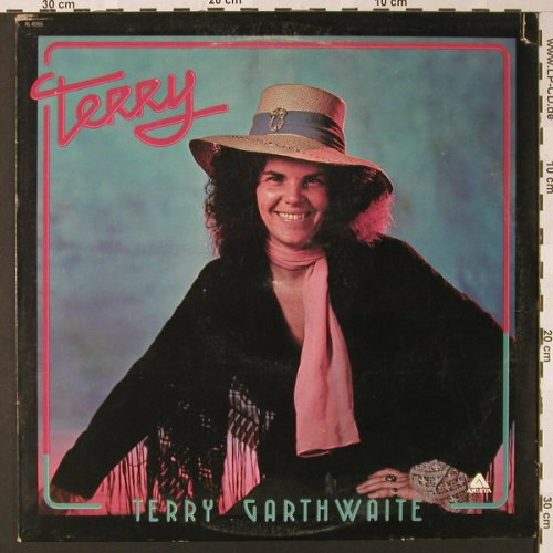 Garthwaite,Terry: Terry, Co, Arista(AL 4055), US, co, 1975 - LP - E7527 - 7,50 Euro