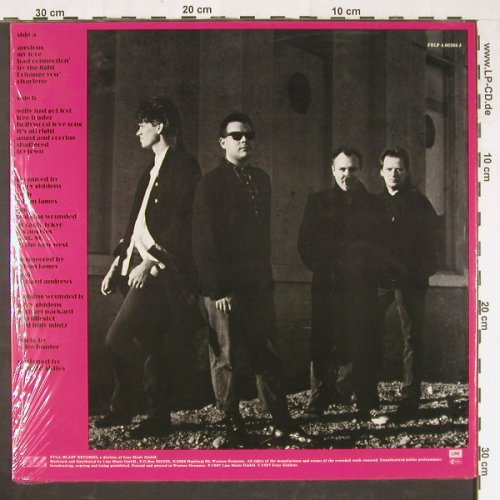 Walking Wounded: The New West, FS-New, Line(FBLP 4.00386 J), D, 1987 - LP - E753 - 7,50 Euro