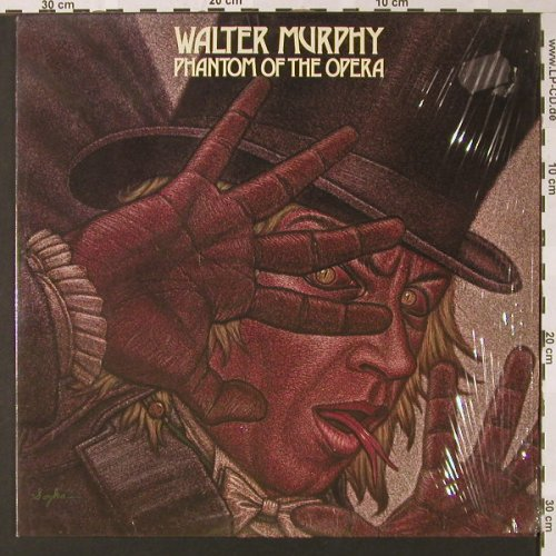 Murphy,Walter: Phantom of the Opera, Private Stock(PS 7010), US, 1978 - LP - E7565 - 7,50 Euro