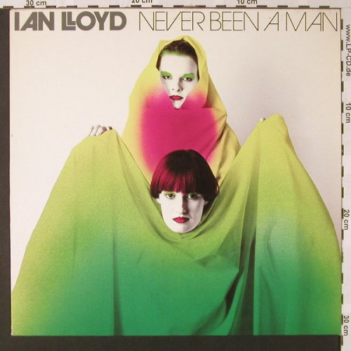 Lloyd,Ian: Never Been A Man, Strand(6.23629), D, 1976 - LP - E7566 - 15,00 Euro