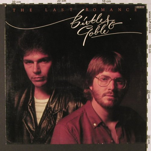 Britles & Goble: The Last Romance, Capitol(064-86 145), D, 1980 - LP - E7960 - 7,50 Euro