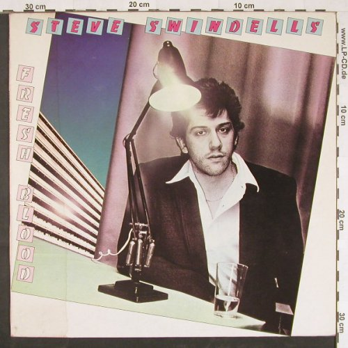 Swindells,Steve: Fresh Blood, m-/vg-, Atco(50 738), D, 1980 - LP - E811 - 4,00 Euro