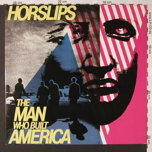 Horslips: The Man Who Built America, DJM(0064.215), D, 1979 - LP - E8218 - 5,00 Euro