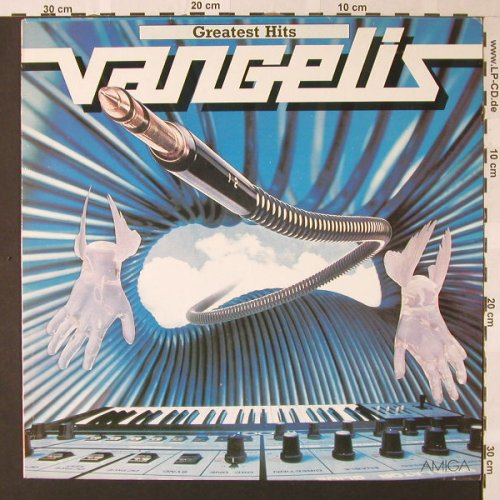 Vangelis: Greatest Hits, Amiga(8 56 151), GDR, 1986 - LP - E8232 - 5,00 Euro