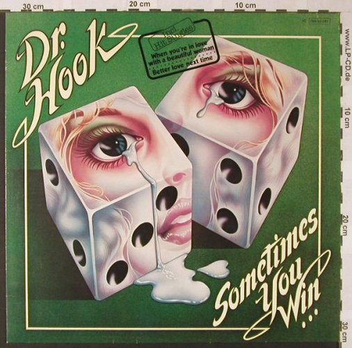 Dr.Hook: Sometimes You Win...(sexyeyes), Capitol(064-86 045), D, 1979 - LP - E8301 - 4,00 Euro