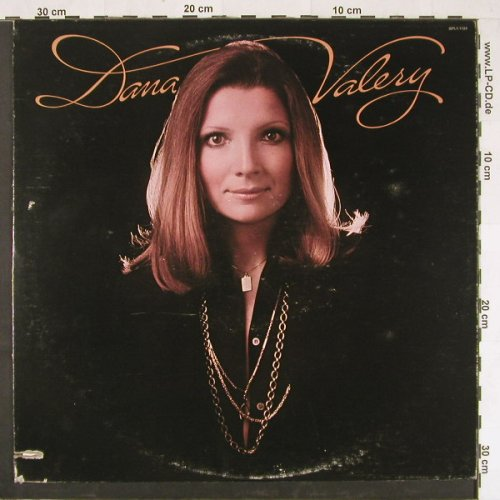 Valery,Dana: Same, Phantom(BPL1-1124), US,co, 1975 - LP - E841 - 7,50 Euro