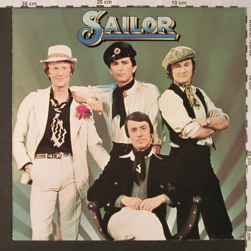 Sailor: Same, Epic(81 865), NL, 1976 - LP - E8587 - 5,00 Euro