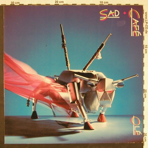 Sad Cafe: Ole', Polydor(2383 627), D, 1981 - LP - E864 - 4,00 Euro