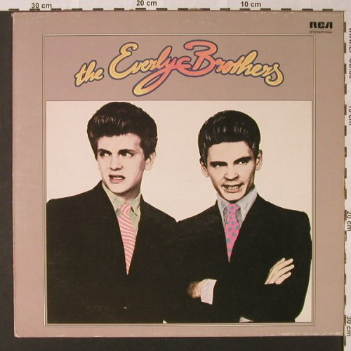 Everly Brothers: Same, RCA(26.21408 AF), D, 1975 - LP - E8796 - 5,00 Euro