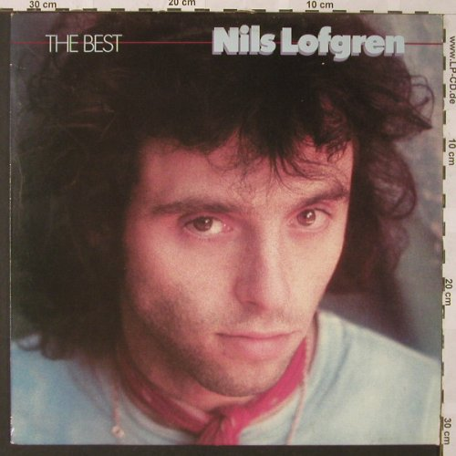 Lofgren,Nils: The Best, AM(LH 20117), NL, 1981 - LP - E9701 - 5,50 Euro