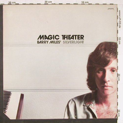 Miles,Barry (Silverlight): Magic Theater,co, London(PS 661), US, 1975 - LP - E970 - 7,50 Euro