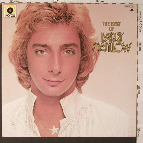 Manilow,Barry: The Best Of, Foc, Arista(064-61 754), D, 1979 - LP - F1216 - 5,00 Euro