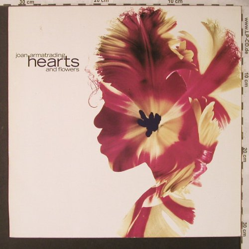 Armatrading,Joan: Hearts And Flowers, AM(395 298-1), NL, 1990 - LP - F1725 - 7,50 Euro