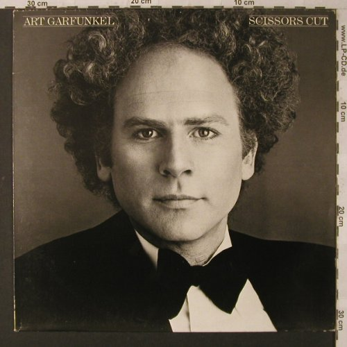 Garfunkel,Art: Scissors Cut, CBS(85259), NL, 1981 - LP - F1751 - 5,00 Euro