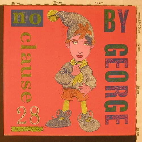 George,Boy: No Clause 28 *3, Virgin(611 550-213), D, 1988 - 12inch - F1919 - 4,00 Euro