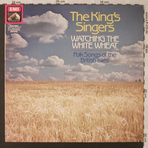 King's Singers: Watching The White Wheat, EMI(27 0249 1), D, 1985 - LP - F2016 - 7,50 Euro