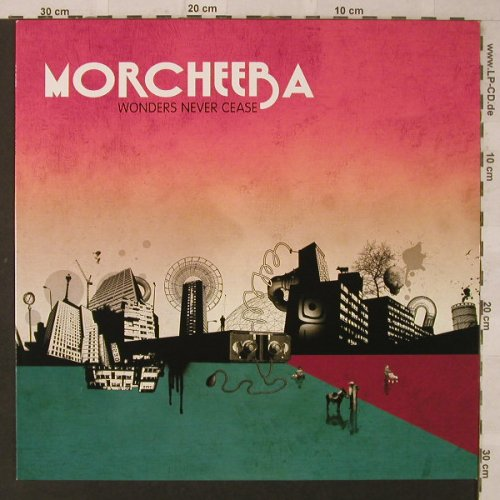 Morcheeba: Wonders Never Cease+3, G+G Rec.(ECSY164), , 2005 - 12inch - F2517 - 5,00 Euro