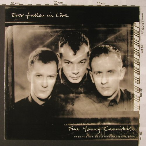 Fine Young Cannibals: Ever Fallen In Love*2+1, Metronome(886 115-1), D, 1986 - 12inch - F27 - 1,50 Euro
